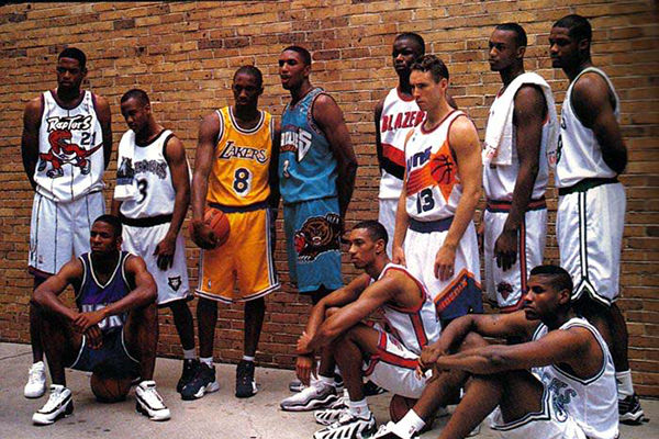 1996 NBA Draftees