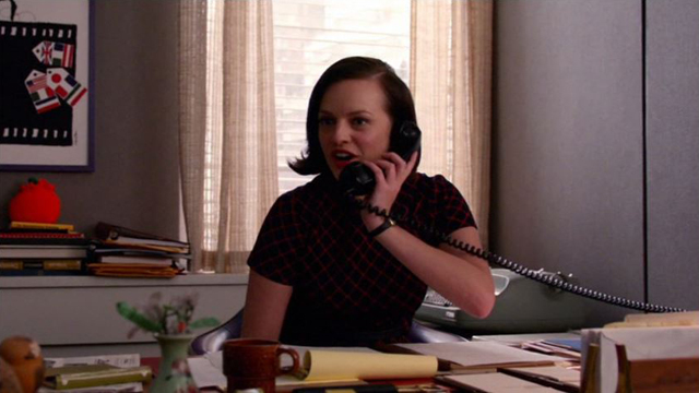 Mad Men 714, Peggy